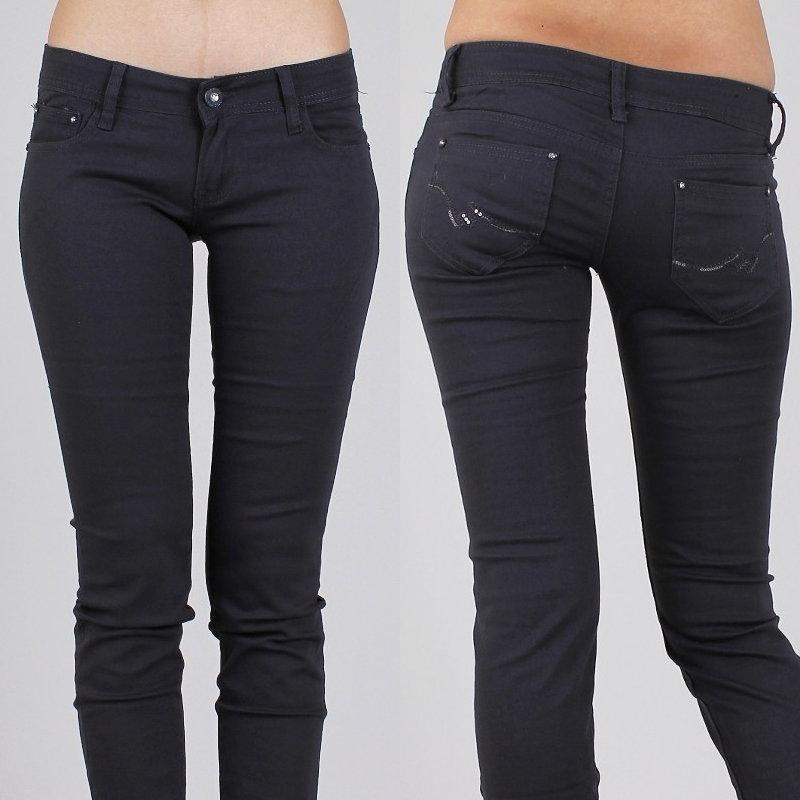 Femme Taille 40 Photos jean slim sexy 34 36 38 40 42 pantalon femme coton taille basse | ebay